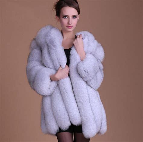 Winter Coat Korea High Quality xxxxl2016 new faux fur imitation fox fur coat high quality