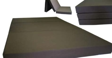 shikibuton trifold foam beds shikibuton trifold foam beds great for sleepovers or