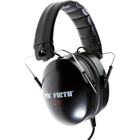 Headphone Isolation Vic Firth Sih1 Isolation Headphones Musician S Friend