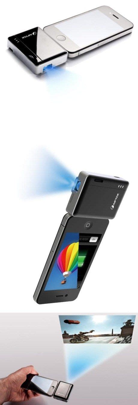 iphone projector projectors and iphone on