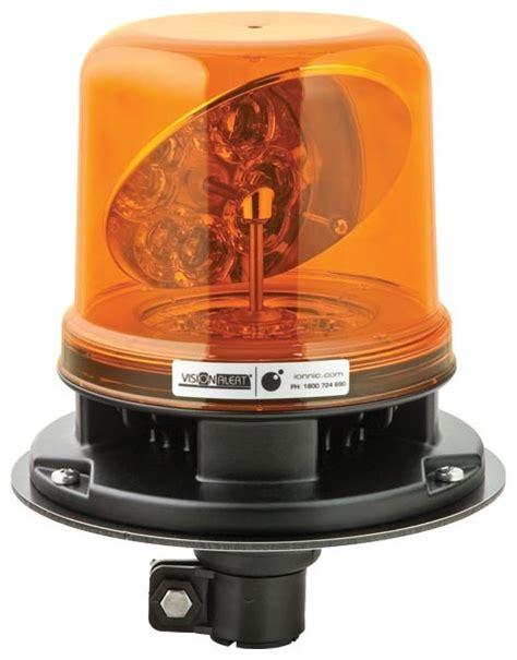 rotating led beacons strobes emergency lighting