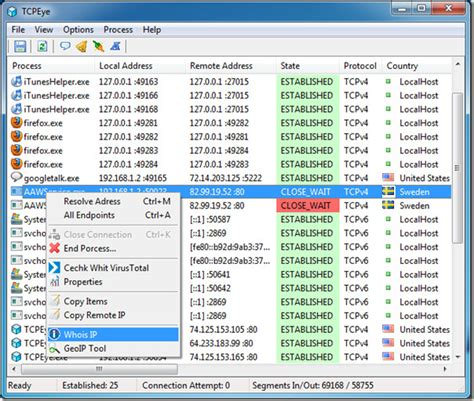 port tool check network open tcp ip and udp ports monitor tool