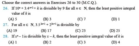 principle of mathematical induction questions and answers worksheet on principle of mathematical induction 5