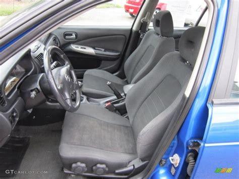 2006 Nissan Sentra Interior by Charcoal Interior 2006 Nissan Sentra Se R Spec V Photo