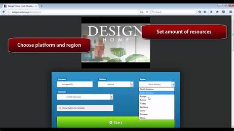 design home cheats iphone youtube