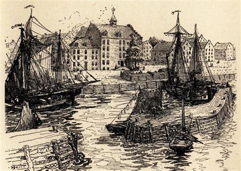 new york colony harbor