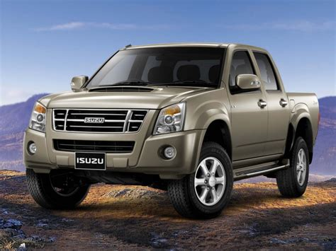 online auto repair manual 2008 isuzu ascender electronic toll collection isuzu d max 2006 2012 reviews technical data prices