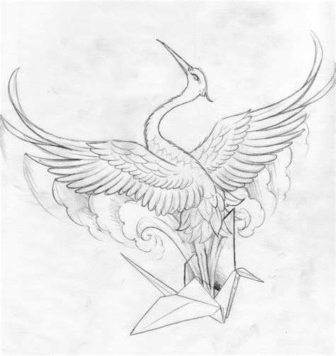 japanese crane tattoo designs japanese crane search