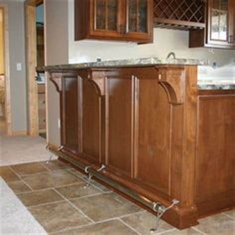 kitchen island feet 1000 images about kitchen island foot rests on pinterest