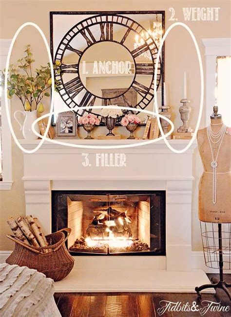 How To Decorate A Mantel by How To Decorate A Mantel Mantels Twine And Master Bedroom