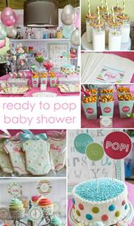 reveal ready to pop baby shower