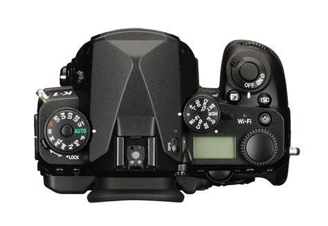 Pentax K 1 Full Frame DSLR Camera Announced with 36MP Sensor