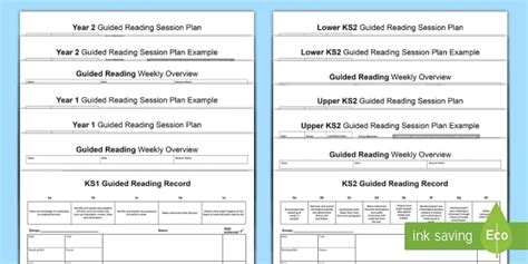 Reading Planning Template by Guided Reading Planning Templates Guided Reading Reading