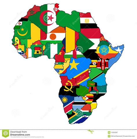 african countries flags best photos of africa flag map africa map with flags