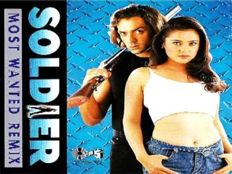 film india soldier soldier most wanted remix 1998 mehfil mein baar baar