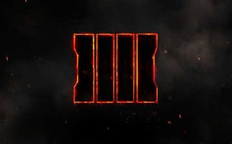 Sa Date Black activision annonce call of duty black ops 4 sa date de
