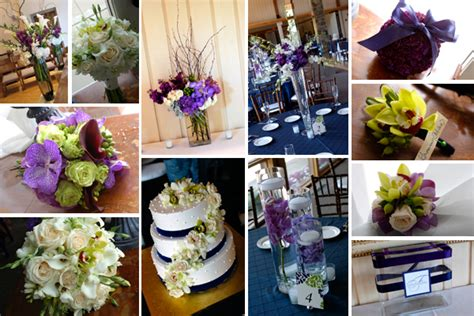 Raumdeko Hochzeitsfeier by Awesome Navy And Purple Wedding Pictures Styles Ideas