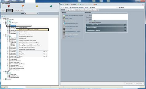 service profile template cisco ucs configuration guide for vsphere part 5
