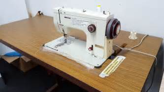 bernina sewing table images