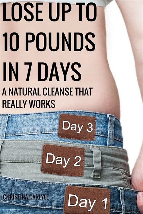 7 Day Detox Diet Lose 10 Lbs by 235 Best Ideas About How To Lose Weight Fast On