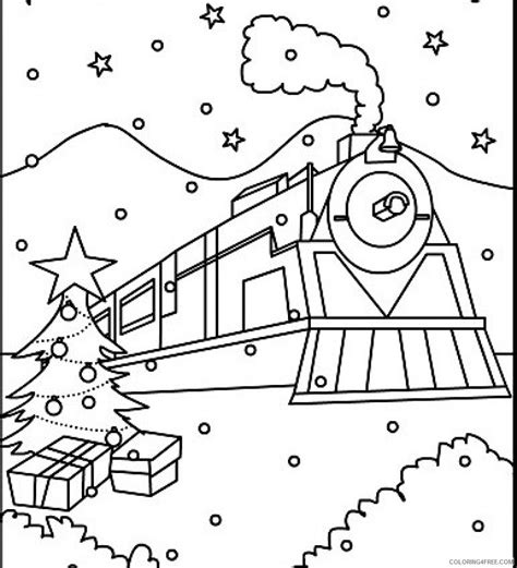 polar coloring pages polar express coloring pages golden ticket coloring4free