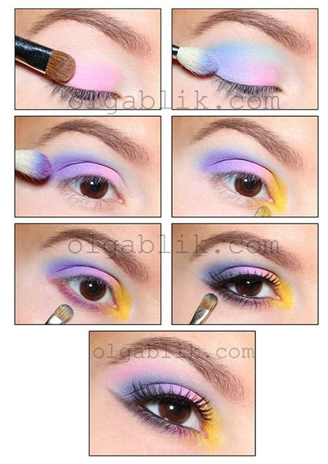 Eyeshadow Jbs 216 best how to images on eye makeup