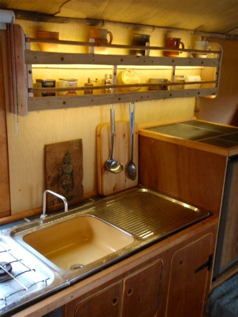 Love It Or List It Kitchen Designs by This Homemade Truck Camper Is A Work Of Art