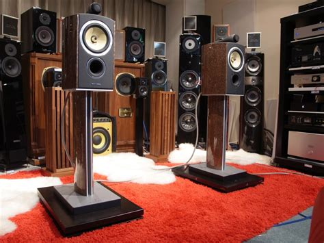b w 805sd maserati edition マセラティー エディション 限定モデル 音質 比較 試聴 評価