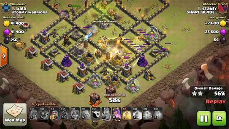 coc funniest attacks coc best tw9 attack youtube