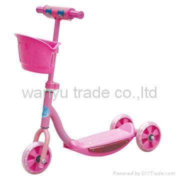 Baby Scoot 1 baby scooter wybs 002 wanyu china trading company