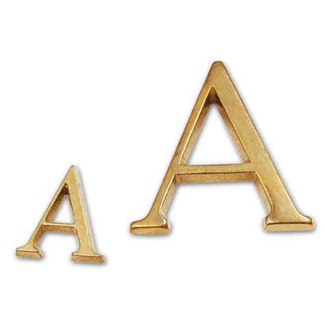 lettere ottone lettera in ottone 40mm