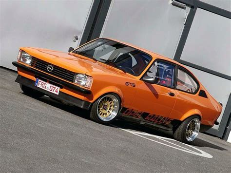 opel modified kadett c coupe opel tuning pinterest cars coupe and
