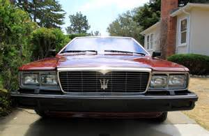 1982 For Sale 1982 Maserati Quattroporte Iii For Sale