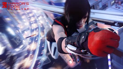 wallpaper mirrors edge catalyst  games game