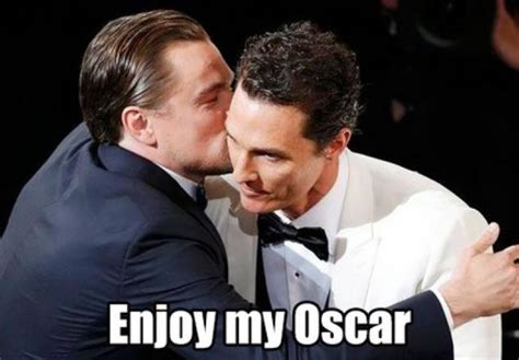 Leo Meme Oscar - poor leo the internet s best overreactions to mcconaughey