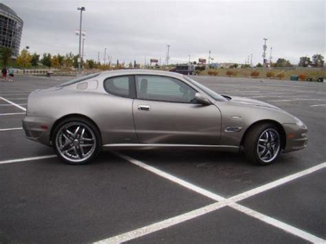 2005 Maserati Coupe by 2005 Maserati Coupe Information And Photos Momentcar