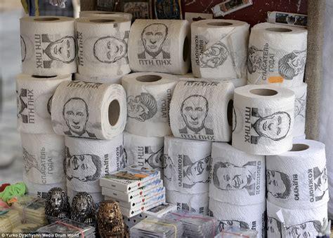 lviv ukraine  locals shoot  urinate  image  russian president vladimir putin