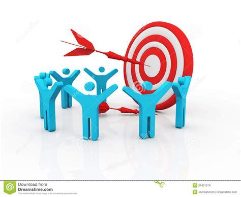 hitting a hitting target stock images image 27401574