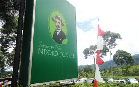 Teh Di Ndoro Donker rumah teh ndoro donker tempat asik untuk minum teh di
