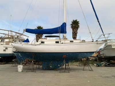 boat bottom paint flaking s v hydra haul out and blister blues