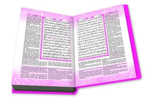 Al Quran Terjemah Wanita Aisyah Jabal A5 1 al quran aisyah jabal a5 jual quran murah