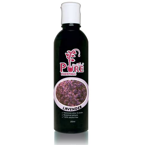 Shoo Aromatherapy Lavender 250ml lavender essential blend from nature