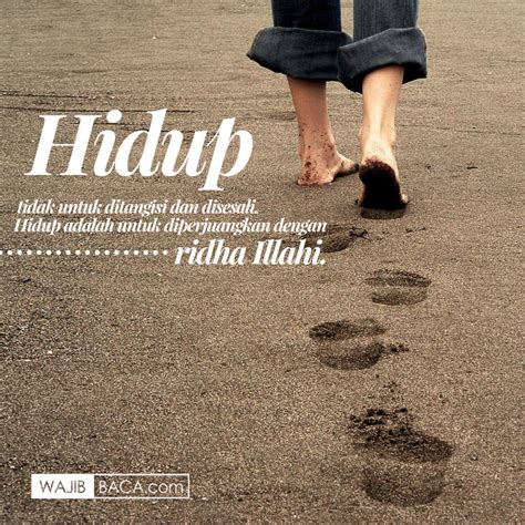 contoh kumpulan kata kata motivasi islami penyemangat