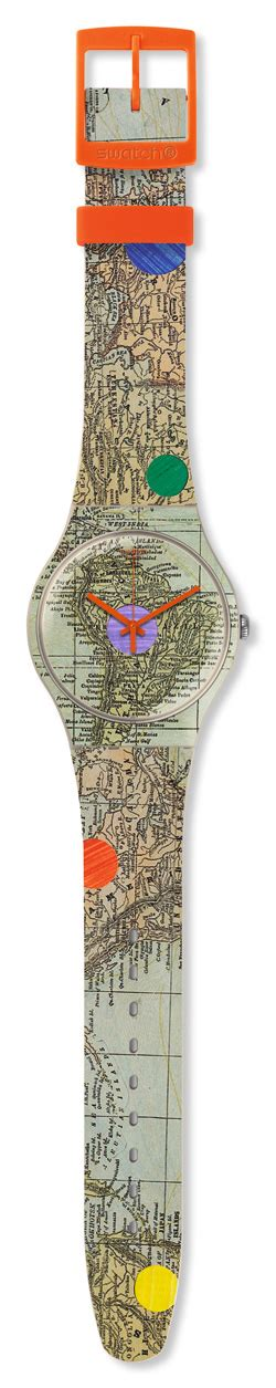 Swatch Chrono Map relojes swatch new gent comentarios de reloj this is my