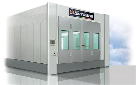 Booth Mba Run Pre Existing Business by Model Sprayboothsspraybooths