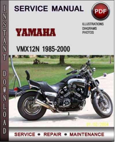 yamaha vmx12n 1985 2000 factory service repair manual yamaha vmx12n 1985 2000 factory service repair manual download pdf