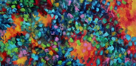 colors painting colorful art on pinterest abstract art paintings