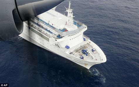 Dauky F Allecra costa allegra passengers in 72 hour ordeal to reach