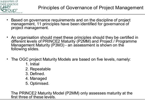 Project On Corporate Governance For Mba Students by Corporate Governance To Project Governance