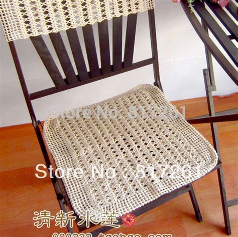 pattern for vintage high chair pad free shipping cotton crochet lace chair cushion for chair